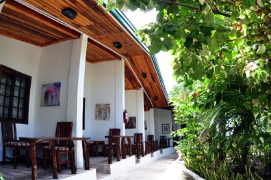 accommodation moalboal